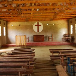 Uganda-inside-of-church-building